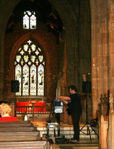 Sheffield Cathedral 2007